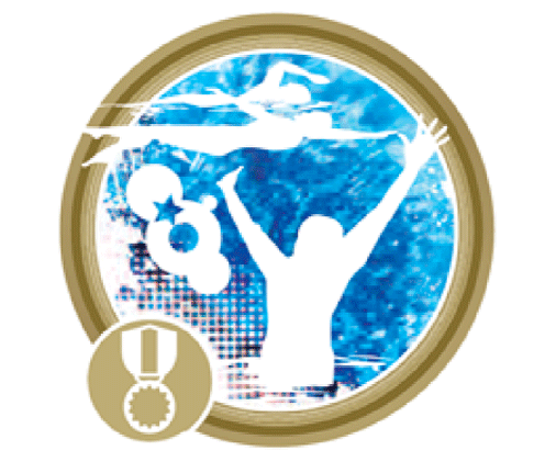 Advanced Swimmer Gold